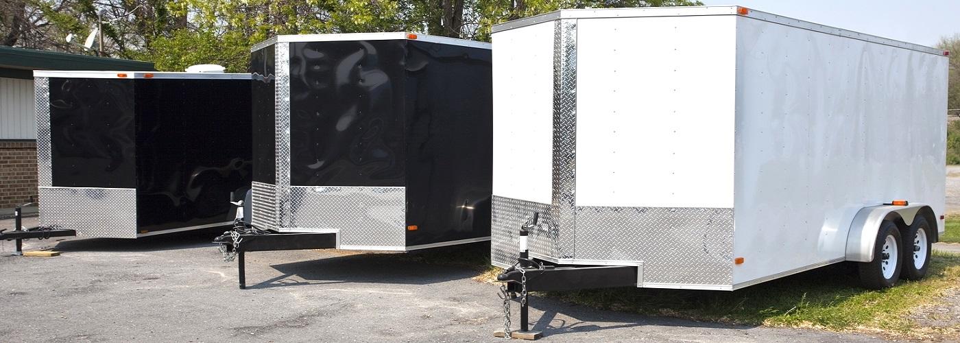 cargo trailer, Utility trailers