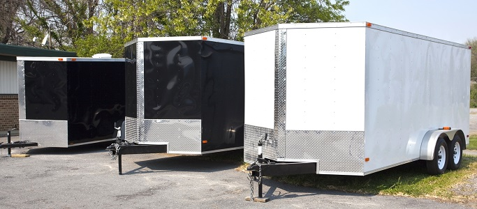 commercial fleet trailers repair