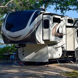 5th wheel trailer repair